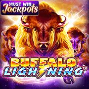 Casino-Game-Buffalo Lightning
