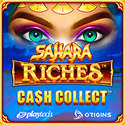 Casino-Game-Cash Collect Sahara Riches
