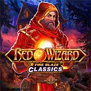Casino-Game-Fire Blaze Red Wizard
