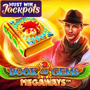 Casino-Game-Book of Gems Megaways
